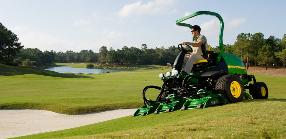 John Deere Rough Mower