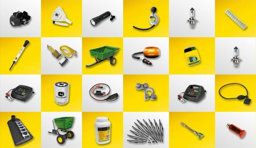 Accessories, Maintenance and Workshop