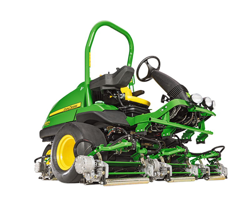 E-Cut Hybrid Mowers