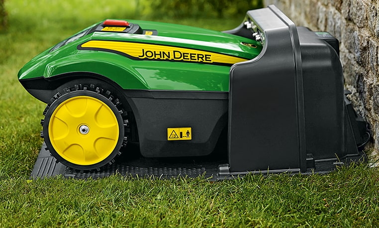 john deere robot lawn mower car interior design. Black Bedroom Furniture Sets. Home Design Ideas
