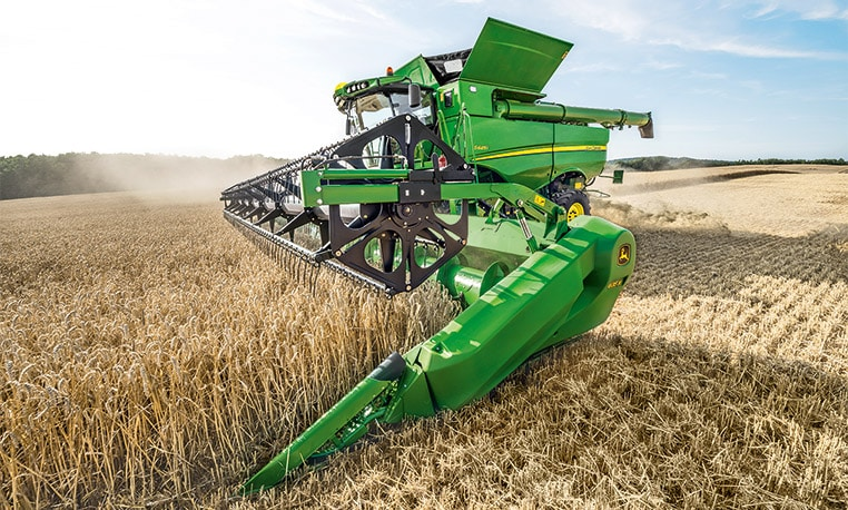 S-Series – Harvest in record time