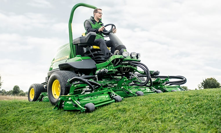 NEW 9009A TerrainCut Rough Mower