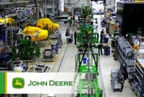 John Deere Sprayer Factory in Horst, Netherlands