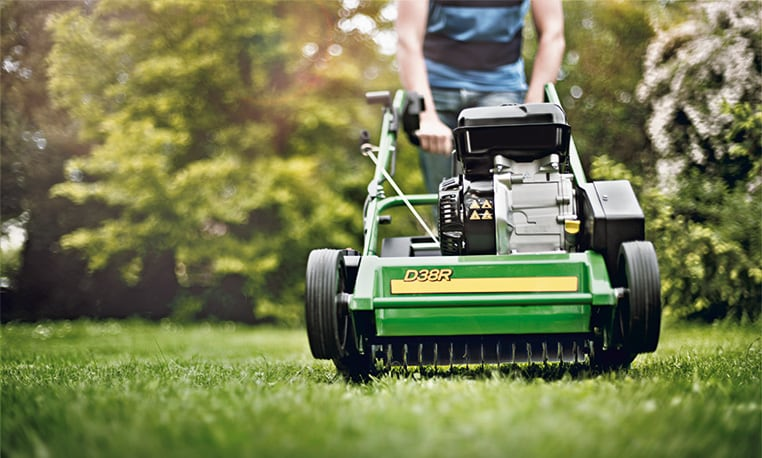 Walk Behind Mowers John Deere Uk Amp Ireland