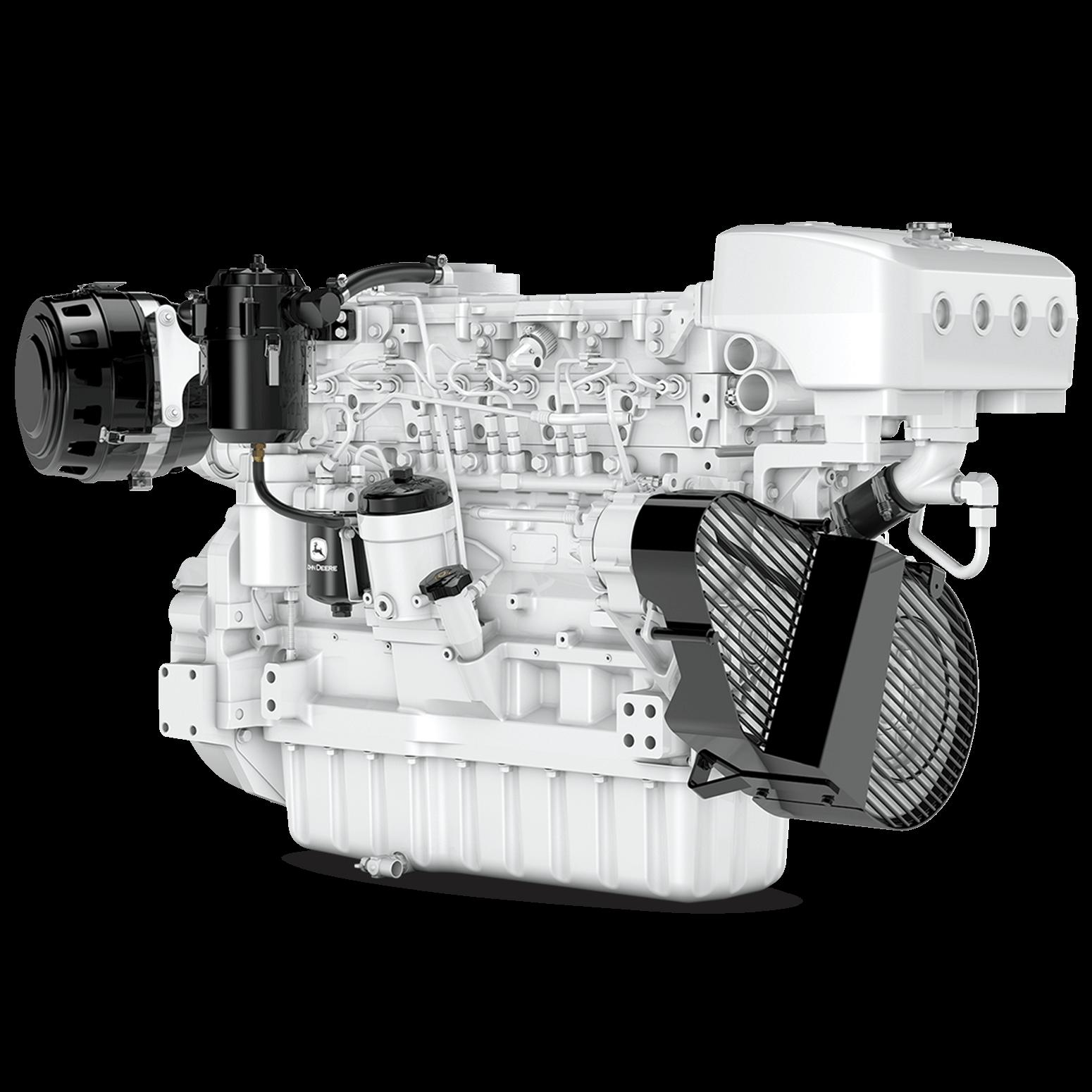 Marine Diesel Engines Recreational John Deere Uk Amp Ie