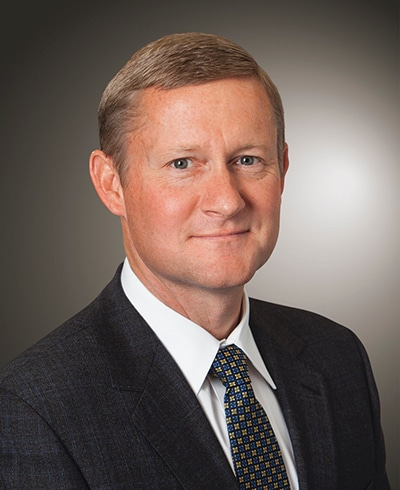 CEO John May headshot