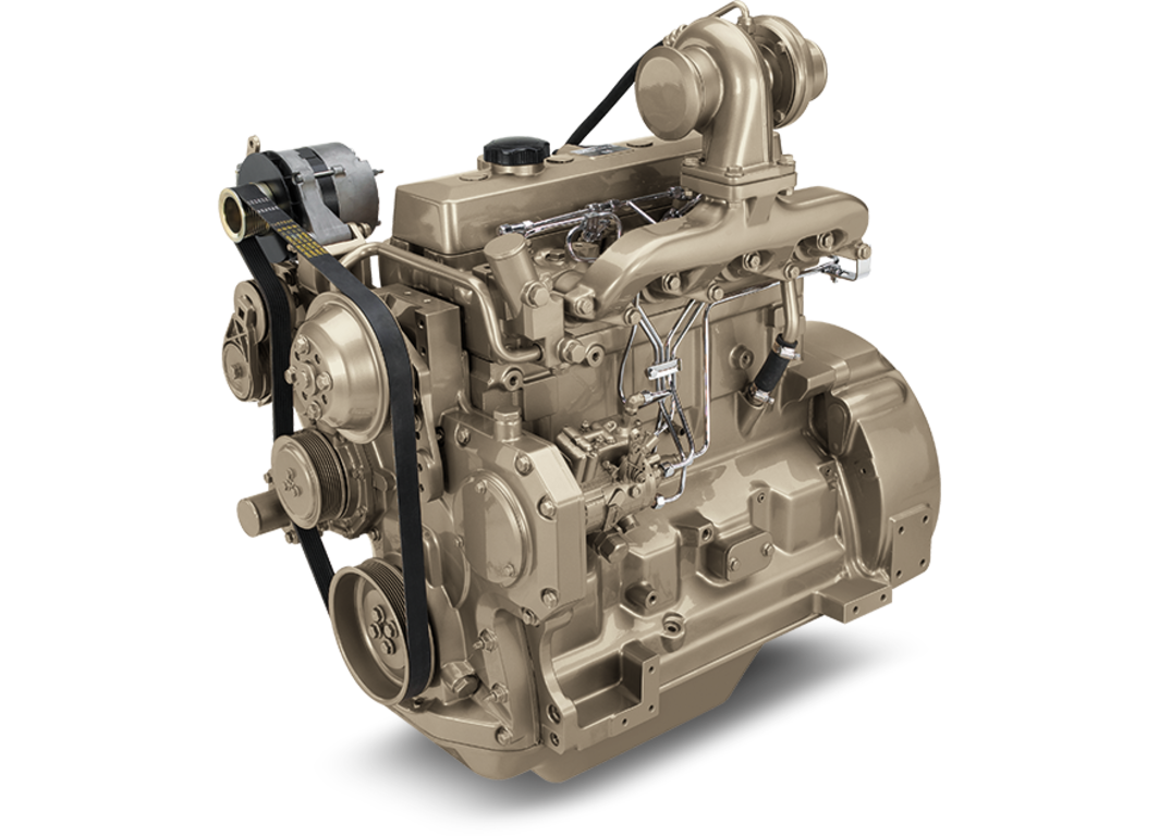 4045tf280 Industrial Diesel Engine John Deere Uk Amp Ie