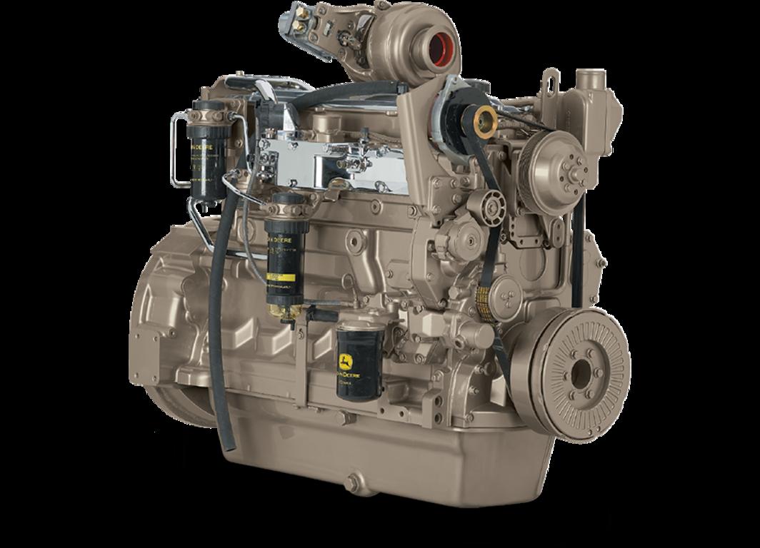 6068HF4856.8L Industrial Diesel Engine