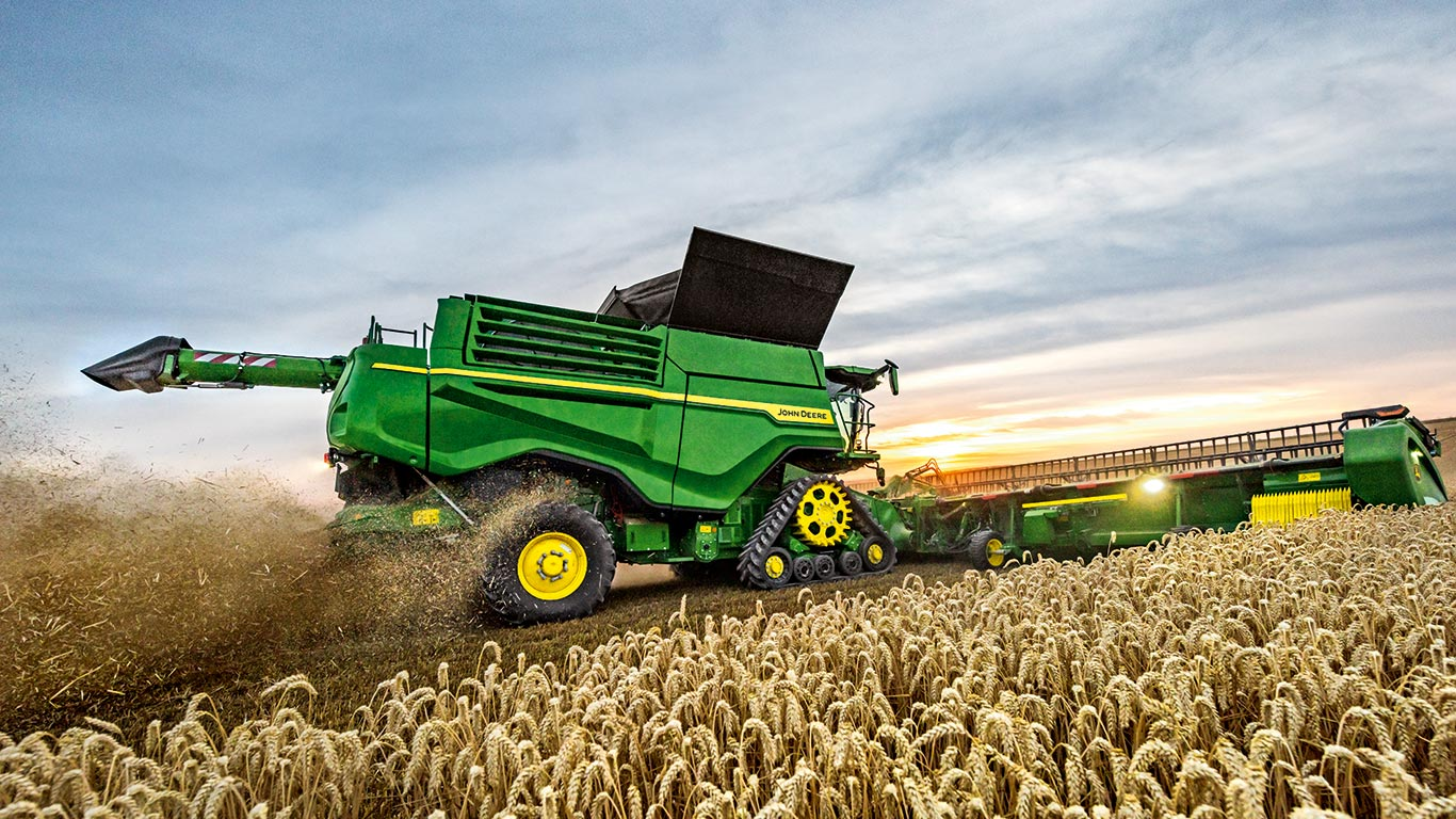 The X9 combine - The next big leap in harvesting innovation