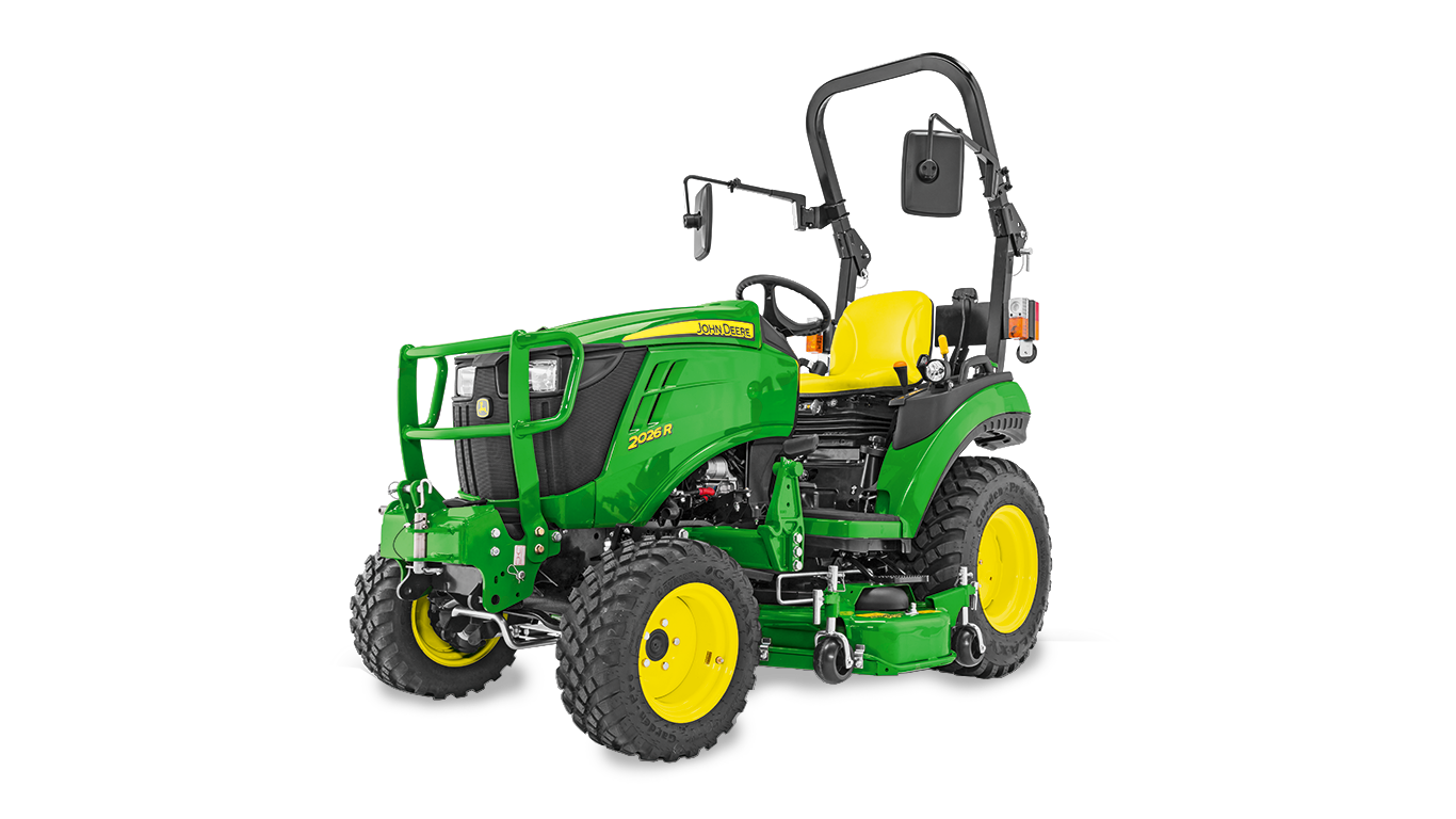 Compact Utility Tractor 2026R