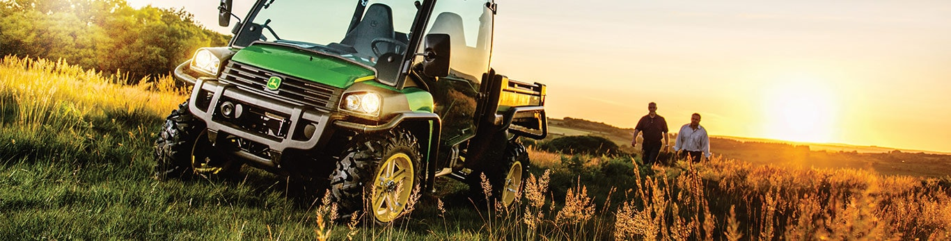 About John Deere Financial