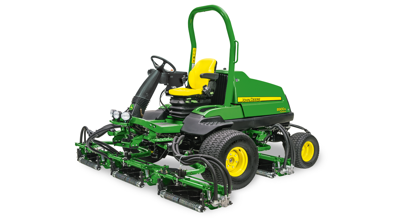 Visit golf & sports turf machine page