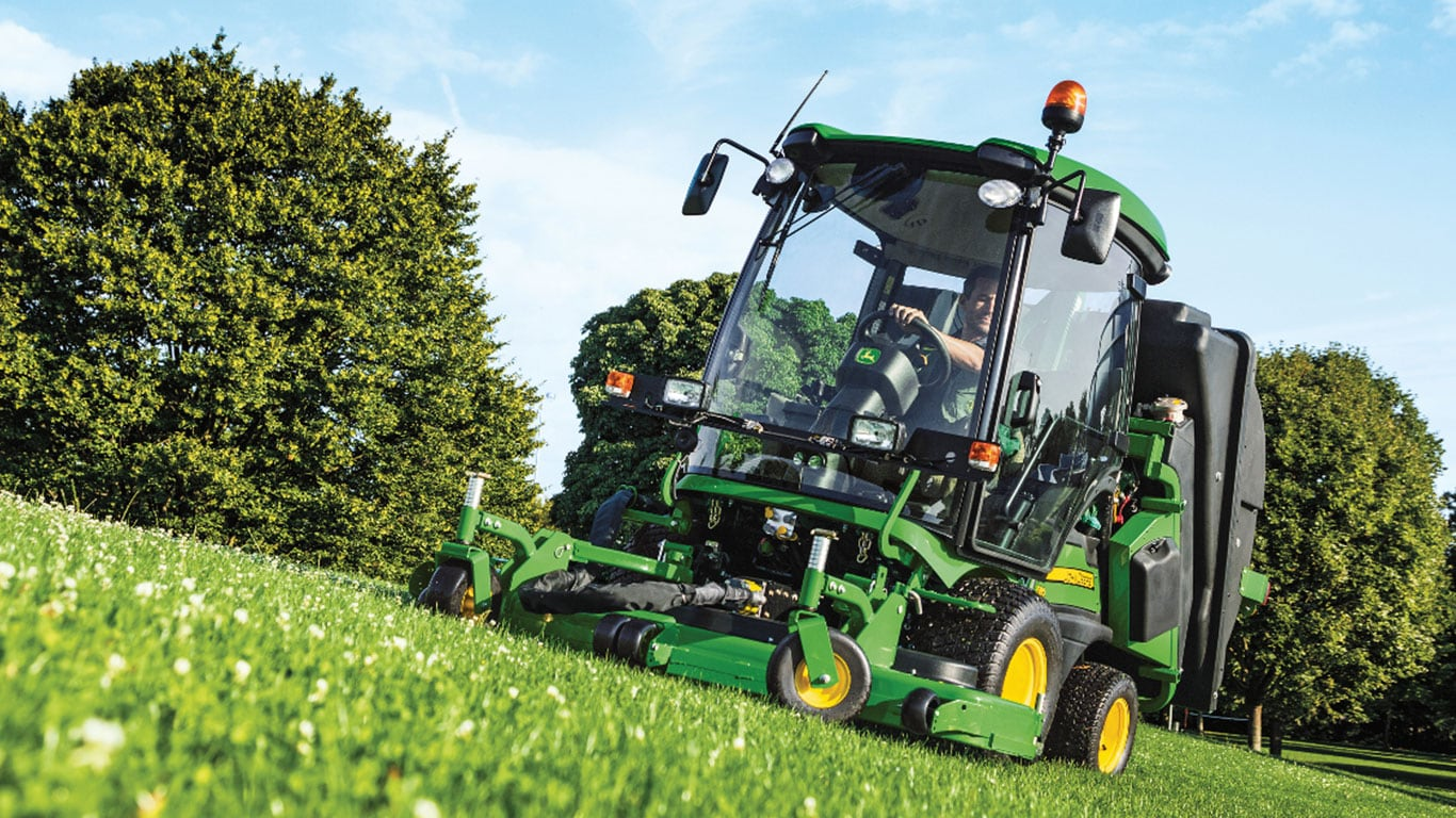 Commercial Mowing