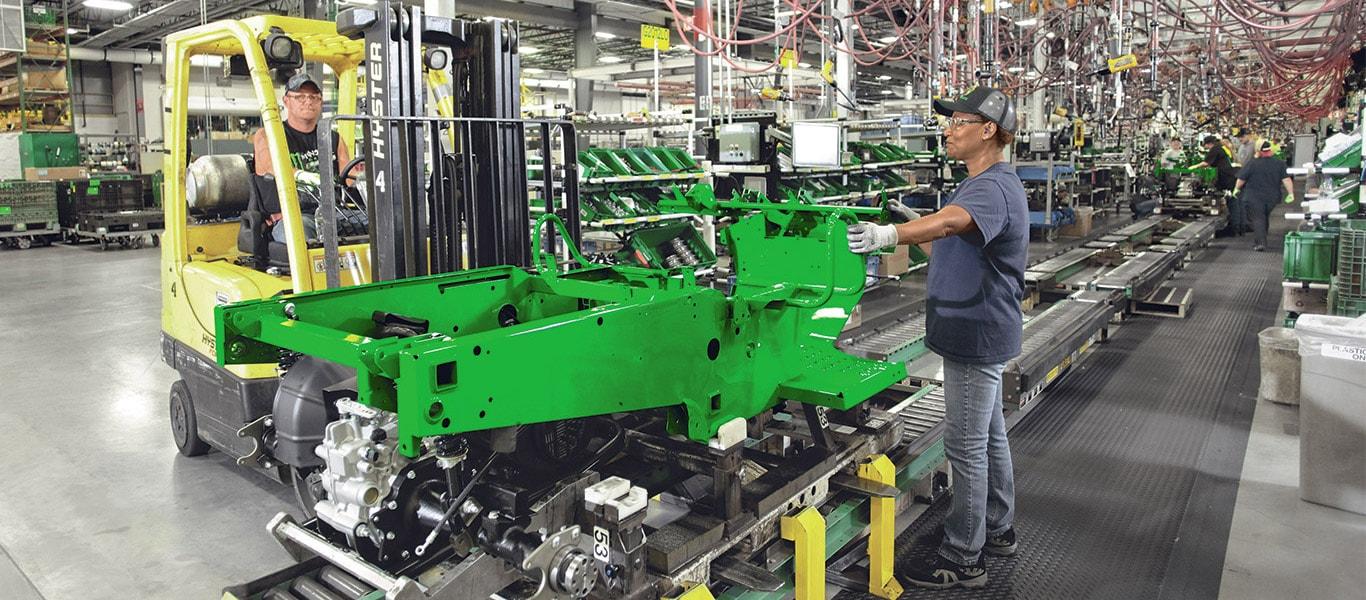 Gator, Factory, Operator