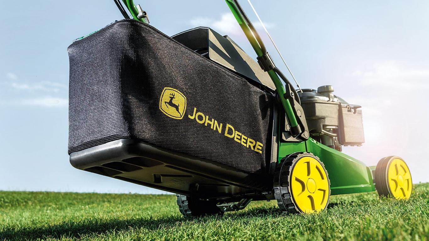 Why choose John Deere?