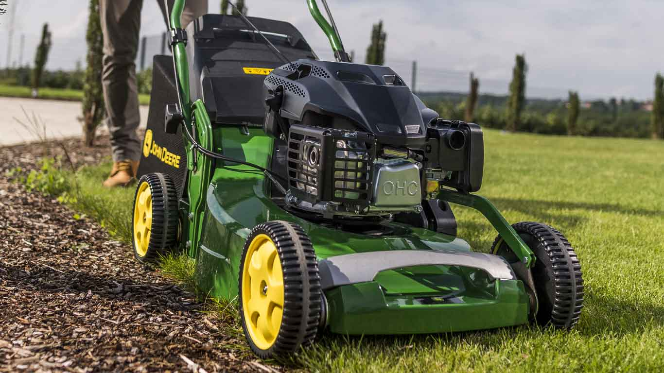 Image result for john deere handmower ks2