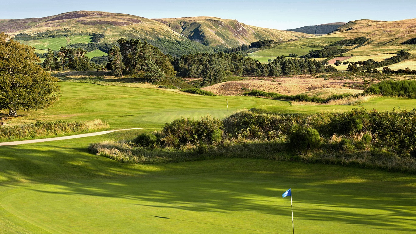 Golf Gleneagles Europe UK