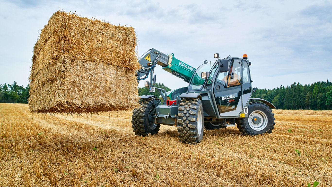 Deere and Kramer form strategic alliance