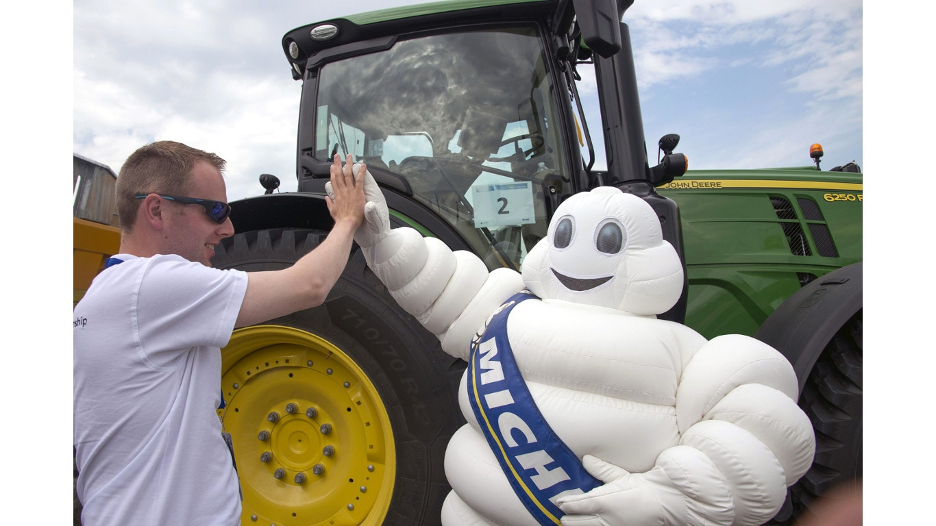 Northern Ireland farmer wins European tractor drivers' crown