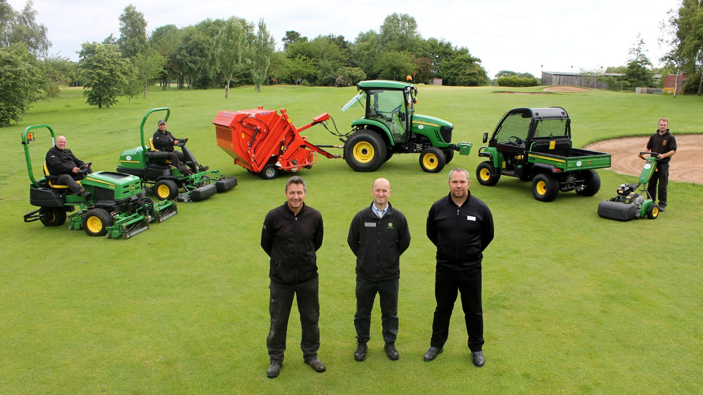 Active investment in Middlesbrough golf