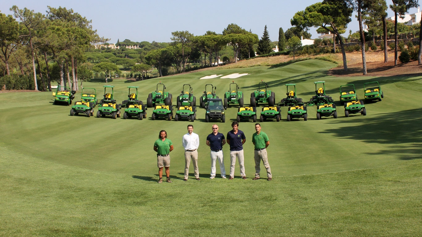 Quinta do Lago chooses John Deere