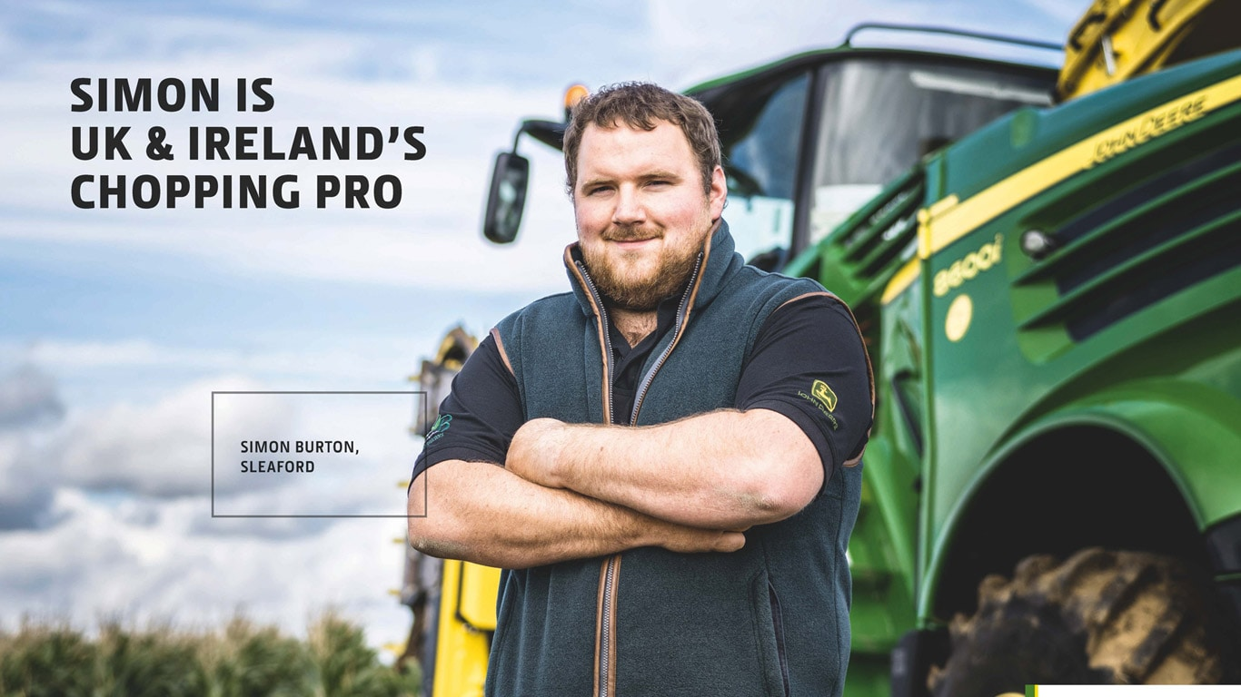 John Deere rewards Chopping Pro