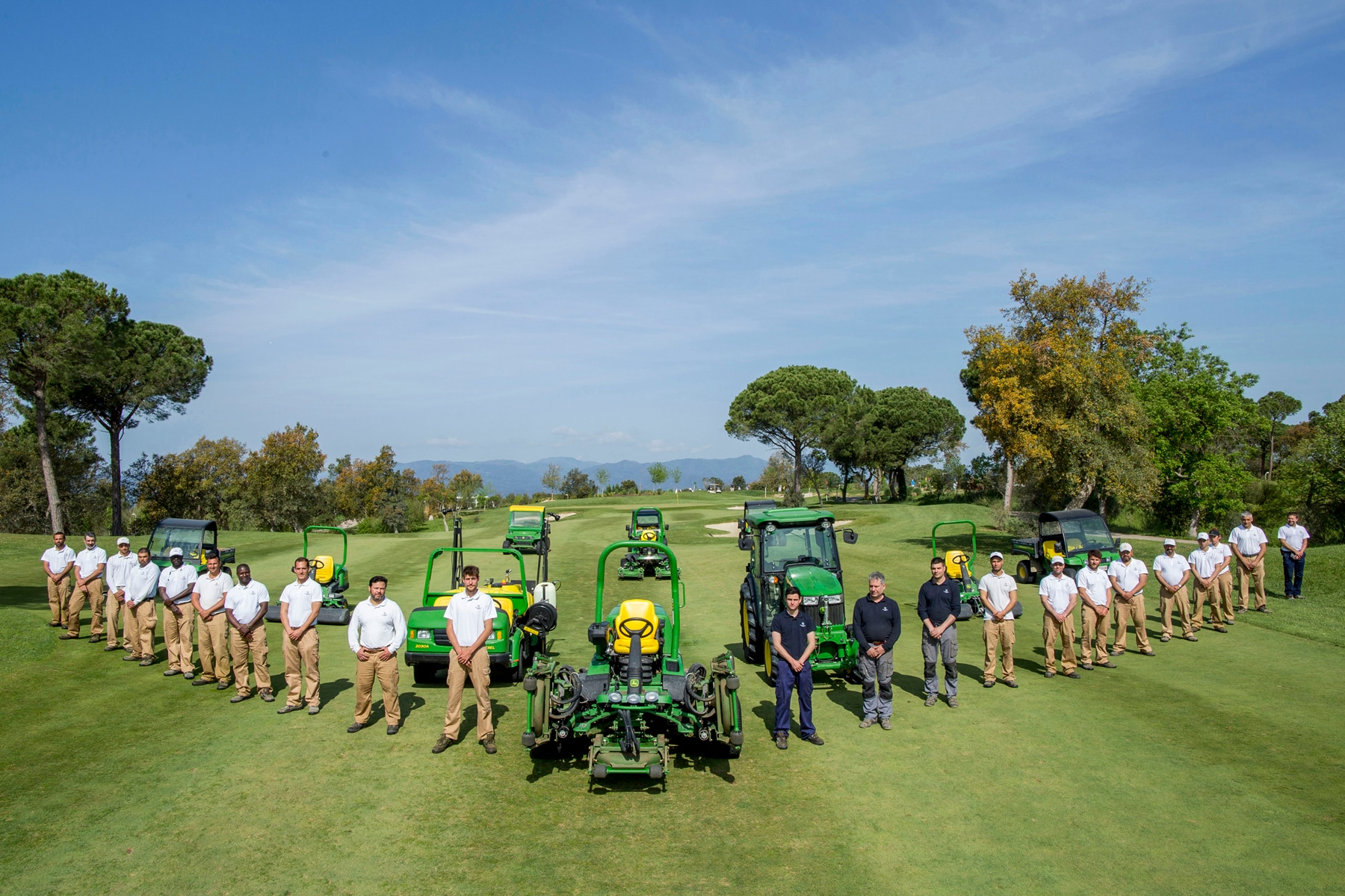 PGA Catalunya Resort signs deal with John Deere