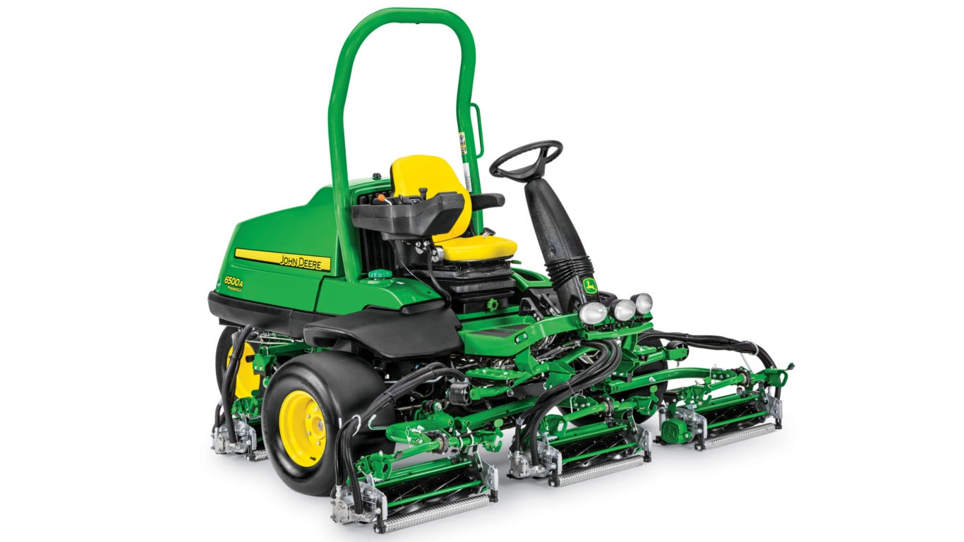 John Deere expands PrecisionCut fairway mower range
