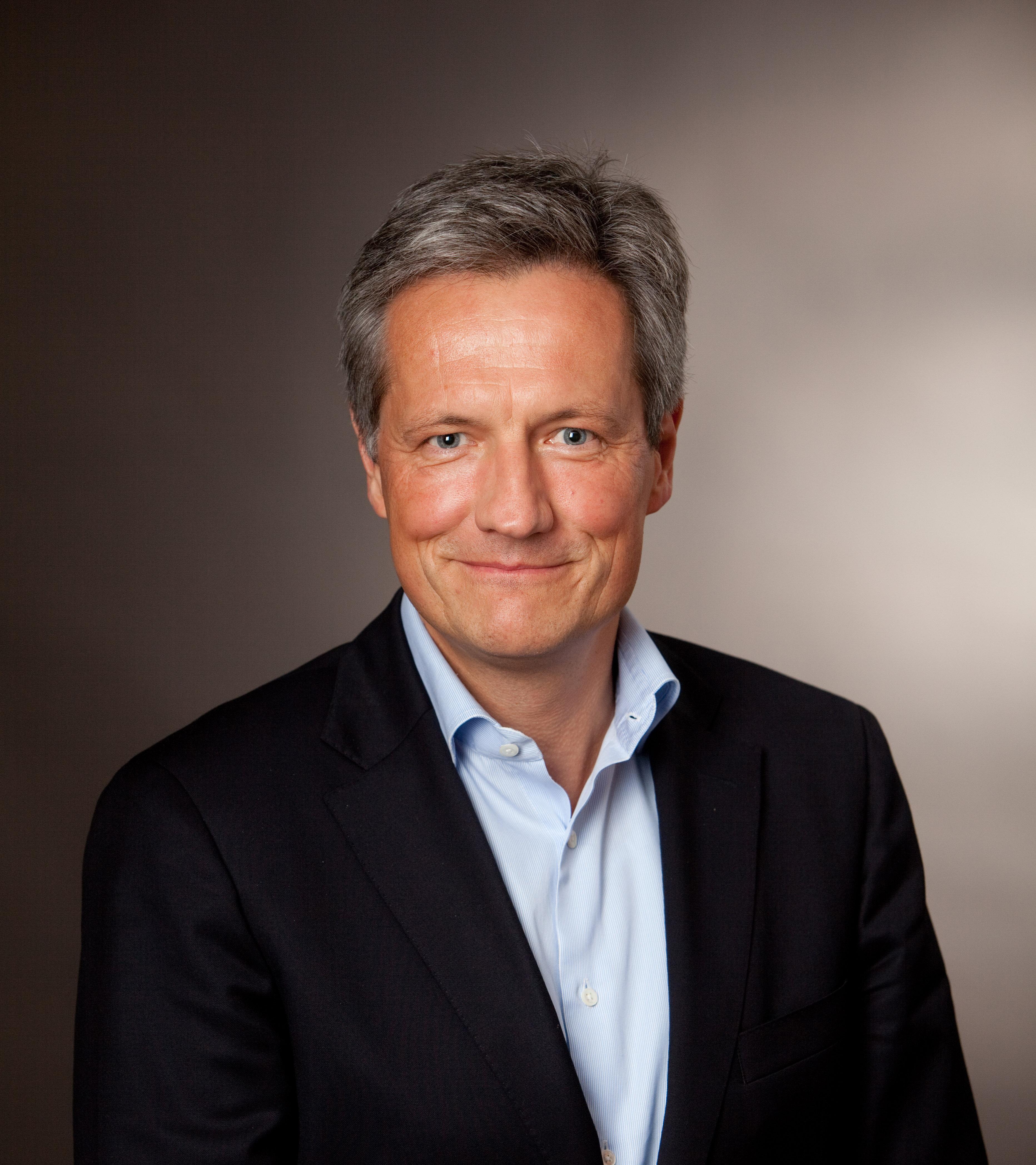 Mark von Pentz, President John Deere Ag & Turf Division