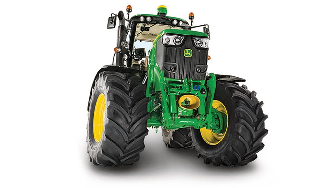 JohnDeere Front Hitch and Front PTO
