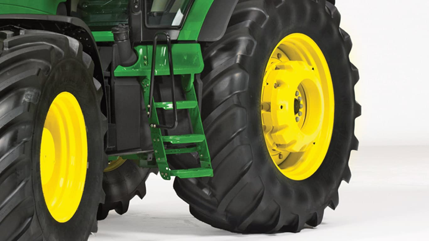 Rear wheel weights