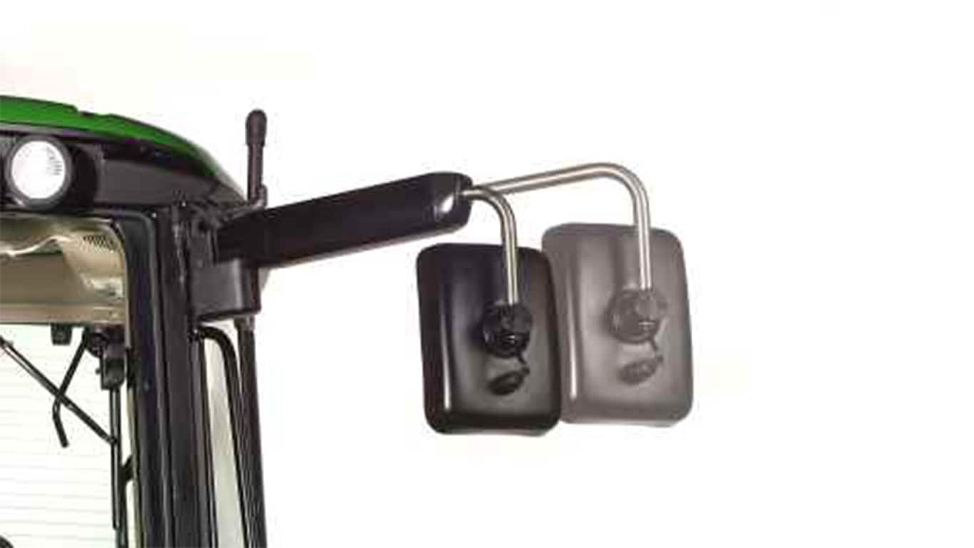 External Rear View Mirrors