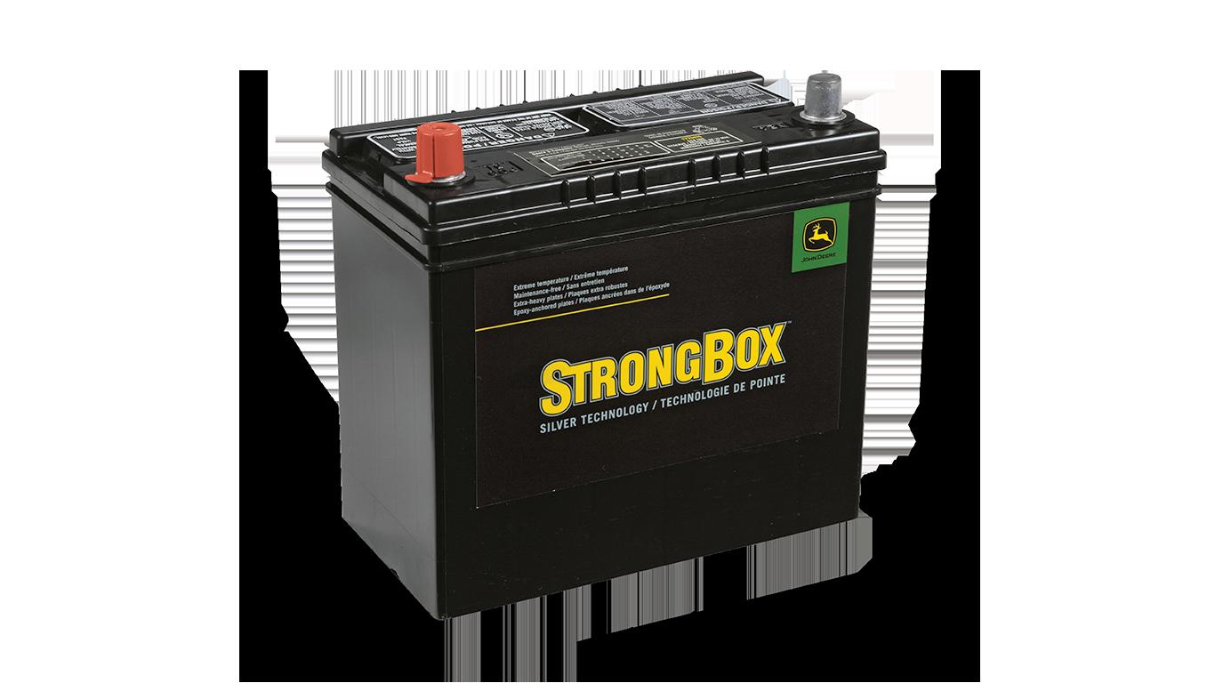 StrongBox ST