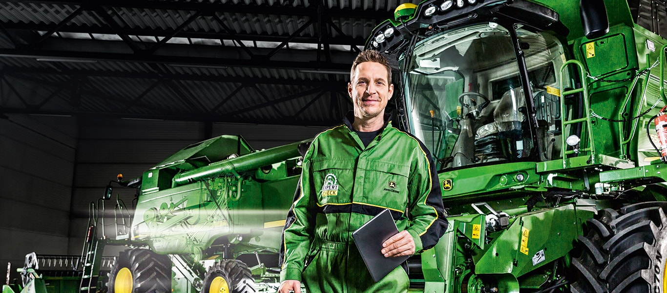 Expert Check for combines