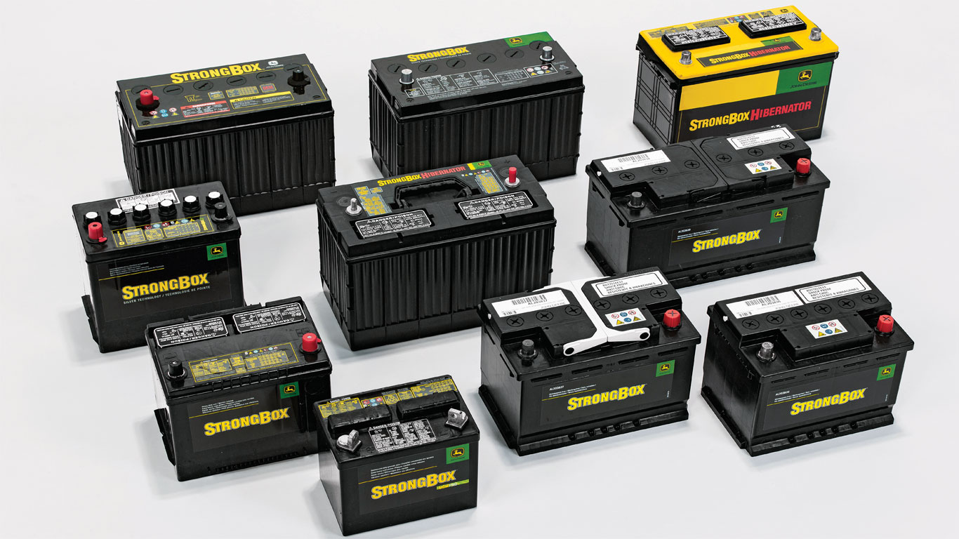 Learn more about batteries