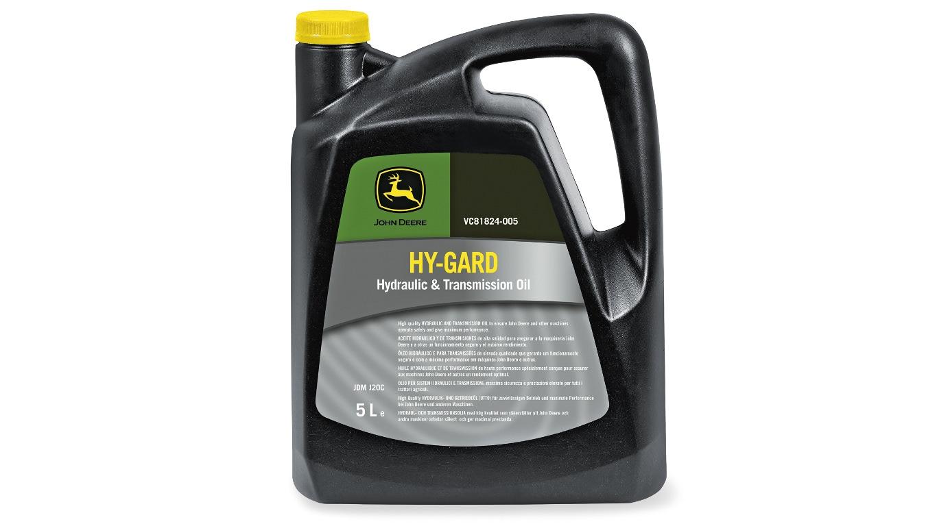 John Deere Hy-Gard Hydraulic  Transmission Oil