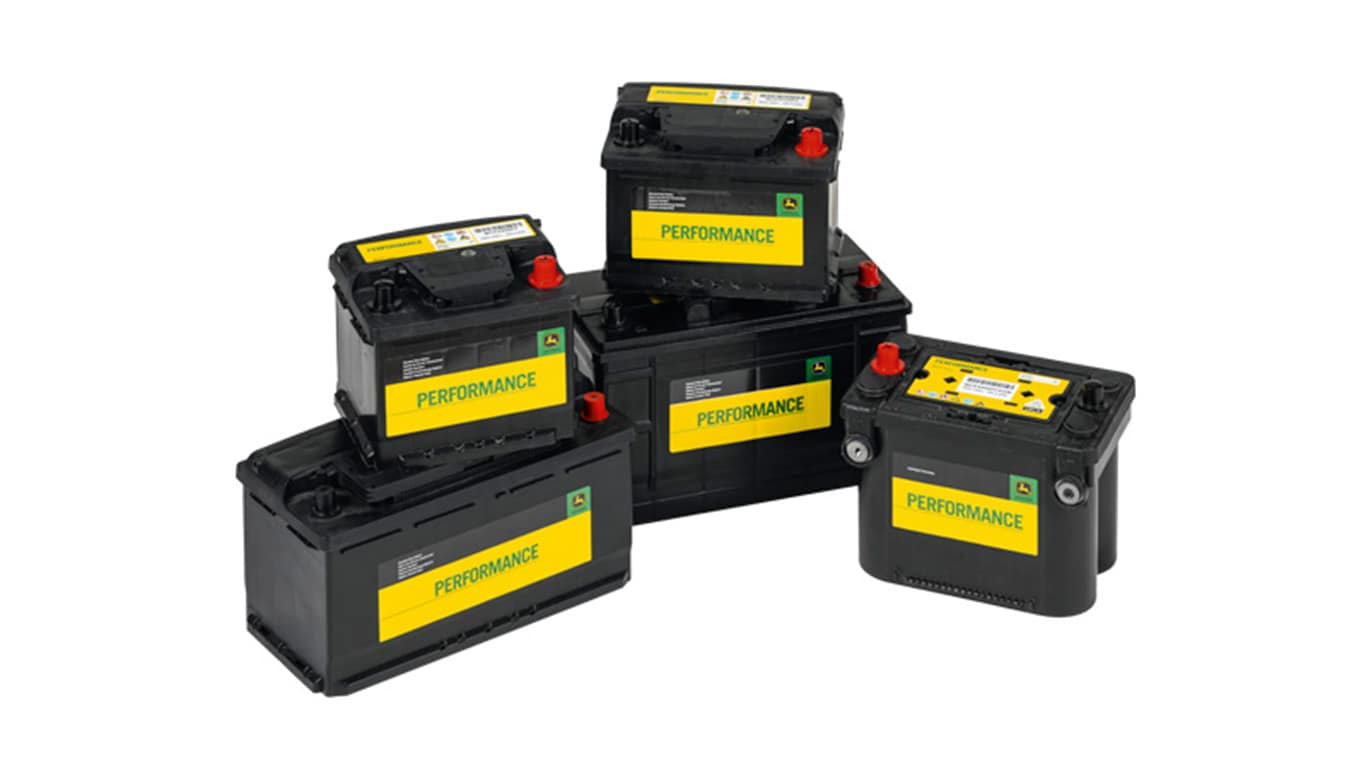 John Deere Performance Battery