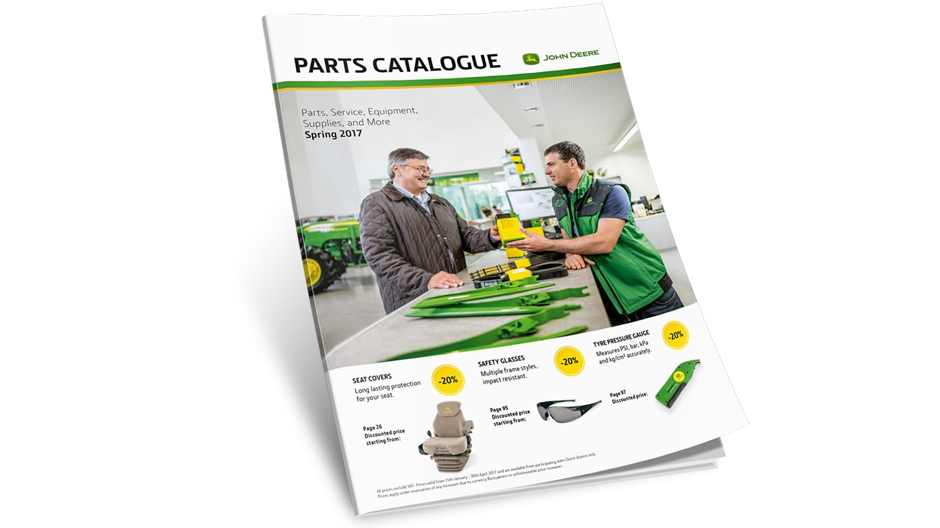 Parts Catalogue 2018