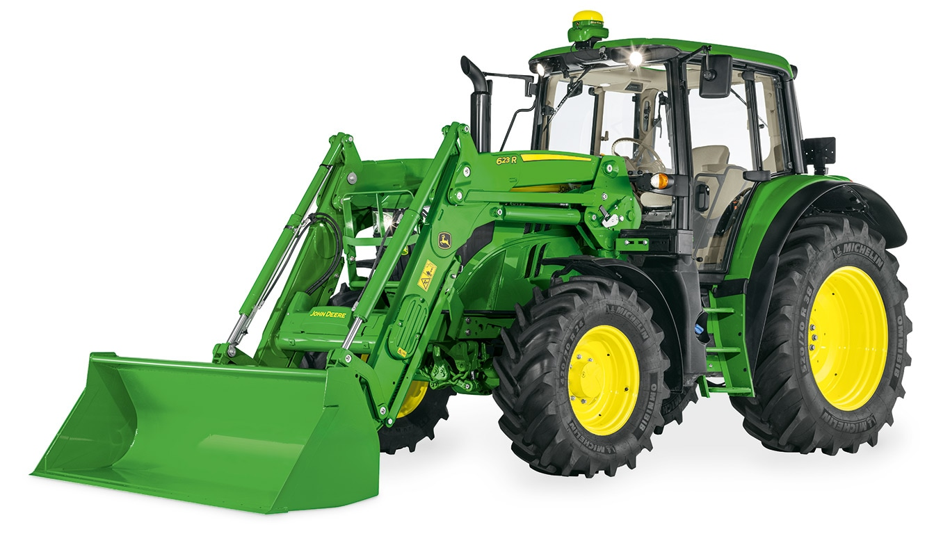 PowerGard for tractors and front loaders
