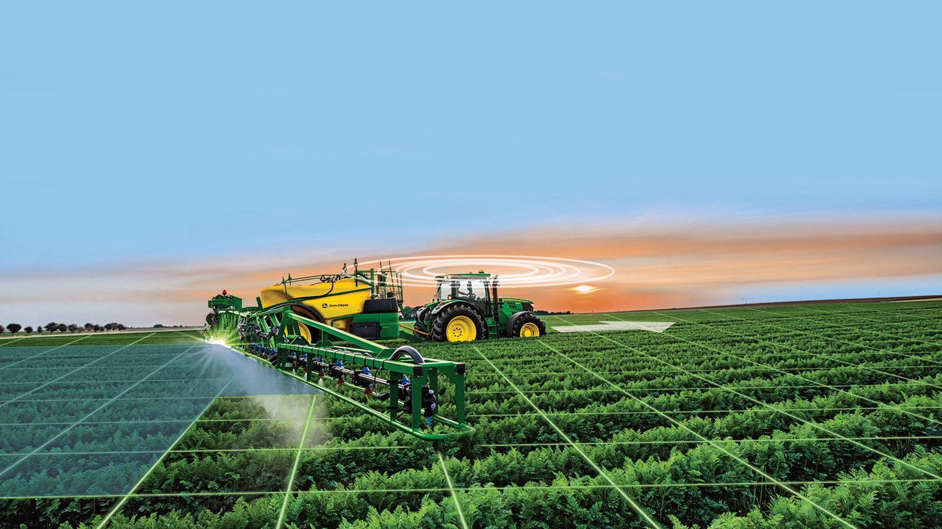 Agriculture Management Solutions John Deere Uk Amp Ie