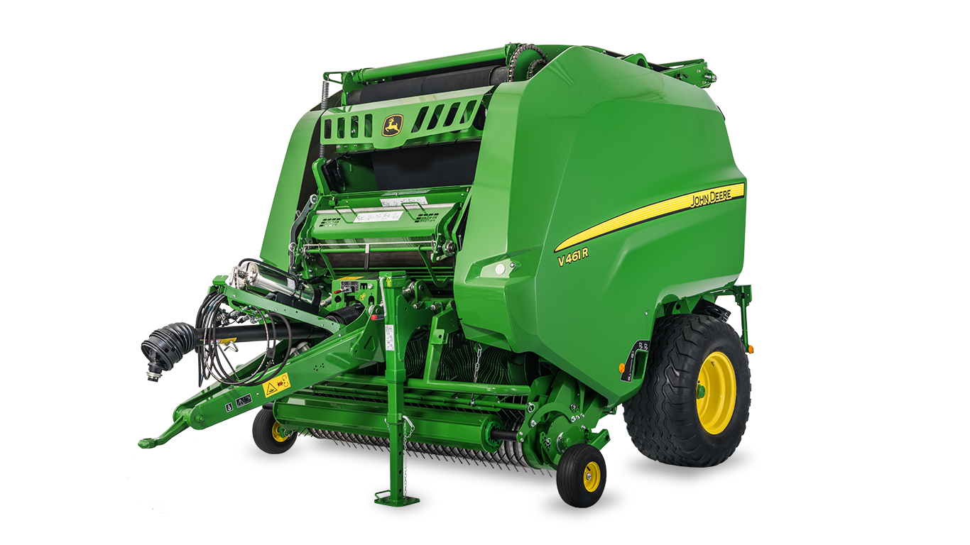V451R Variable Chamber Balers