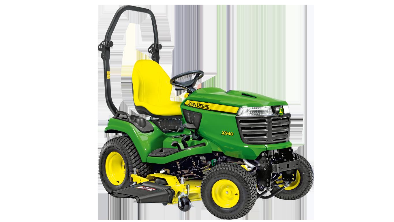 X940 Diesel Mowing Tractors