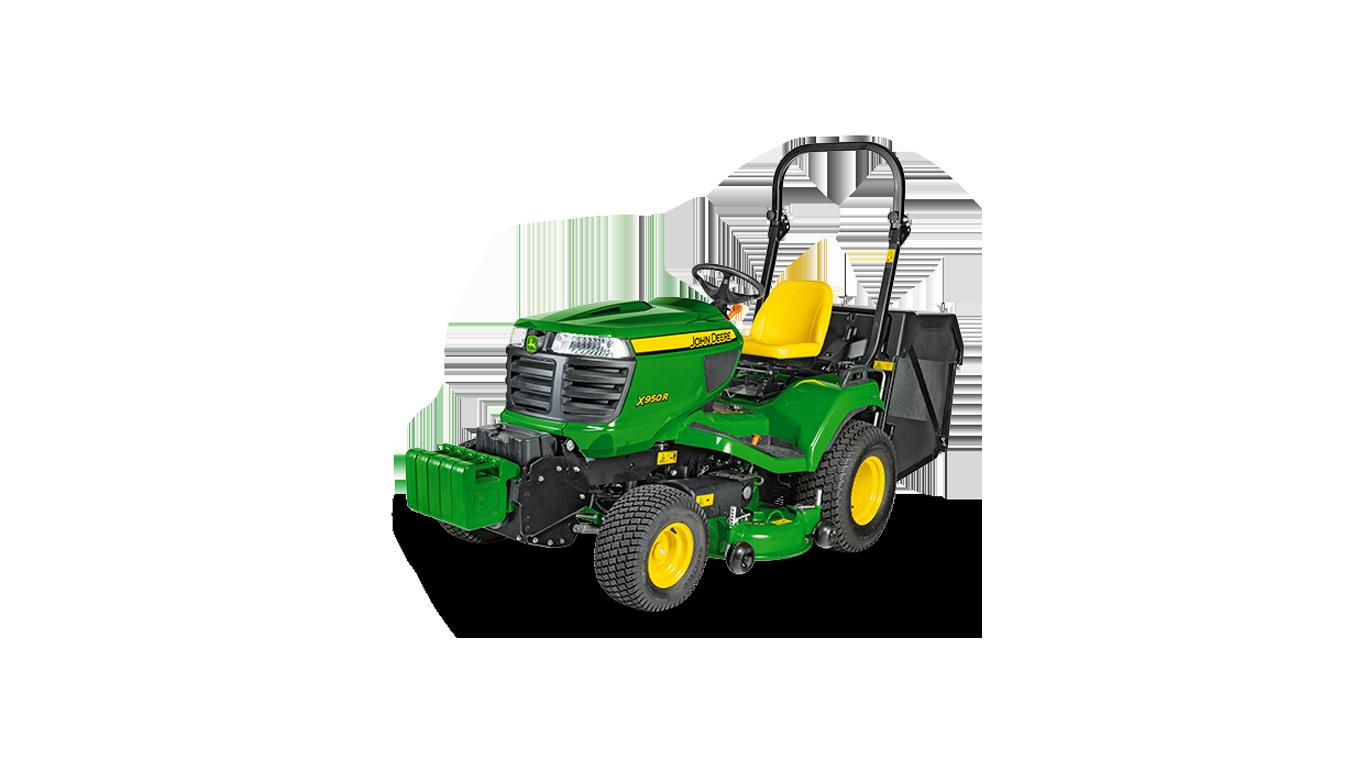 X950R Diesel Mowing Tractors