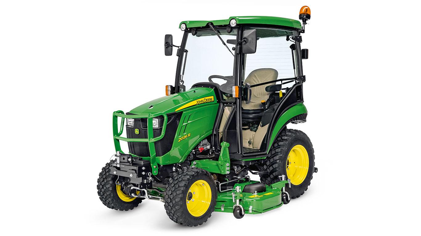 1 Series   Compact Utility Tractors   John Deere UK & Ireland