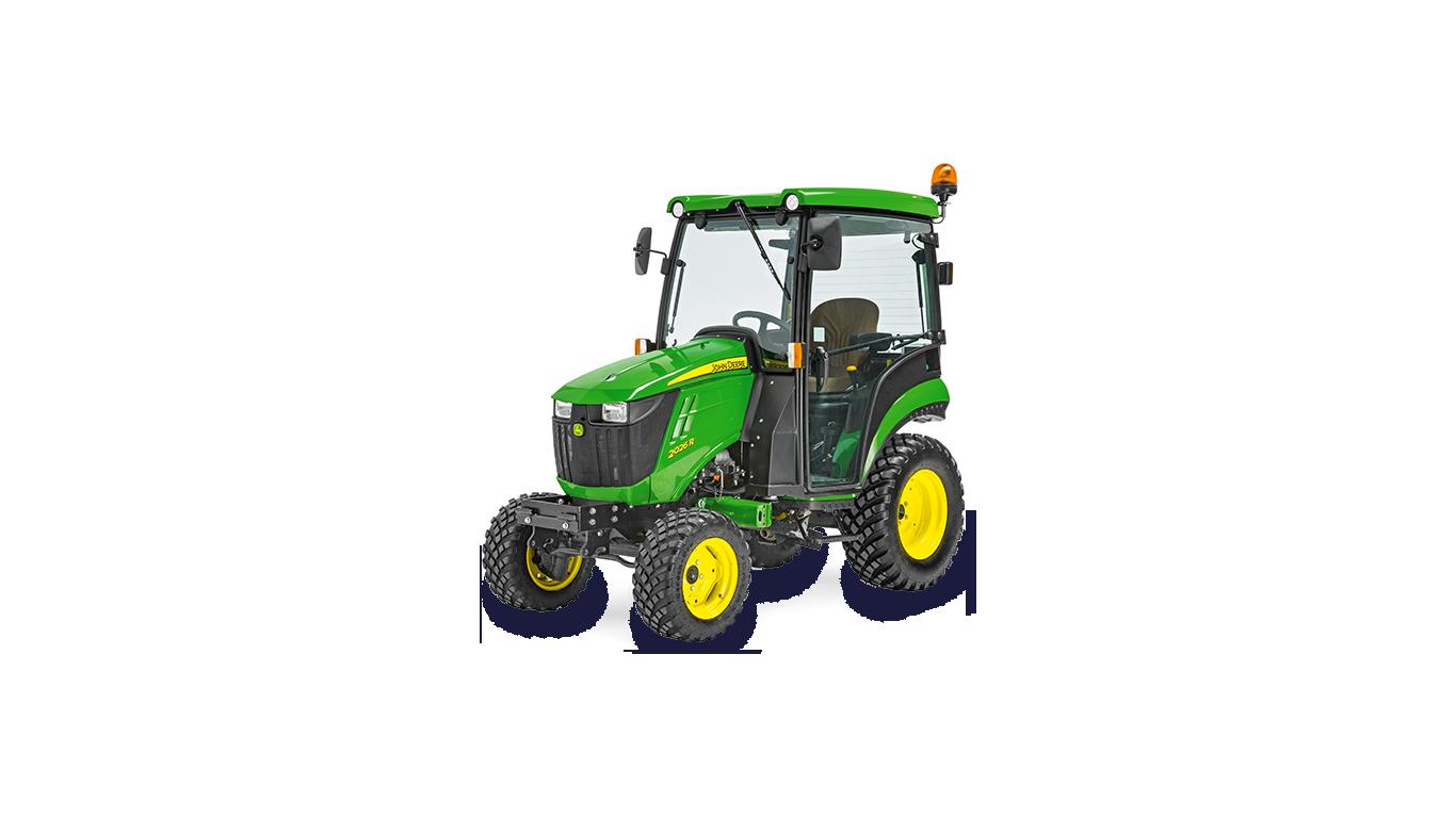 Compact Tractors Product : Compact utility tractors john deere uk ireland