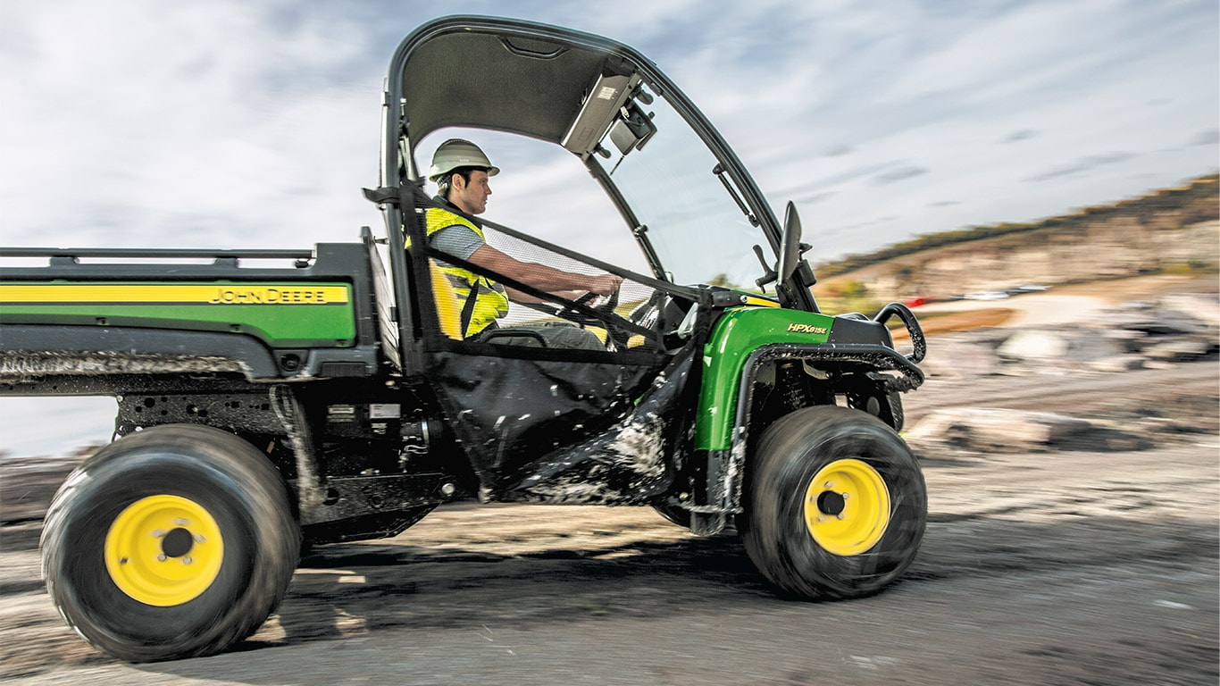 Gator Utility Vehicles John Deere Uk Ie
