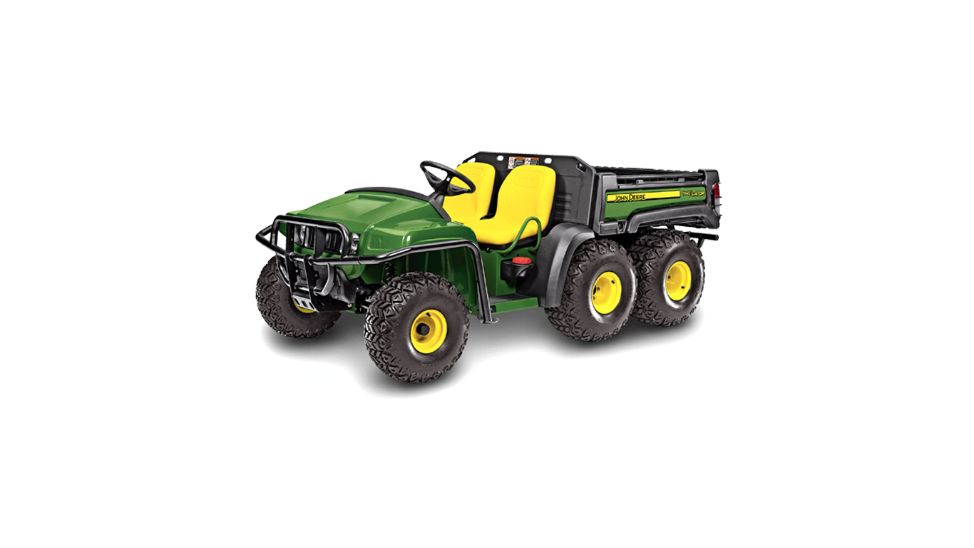 TH 6x4 | Work Utility Vehicles | Gator Utility Vehicles | John Deere UK & IE