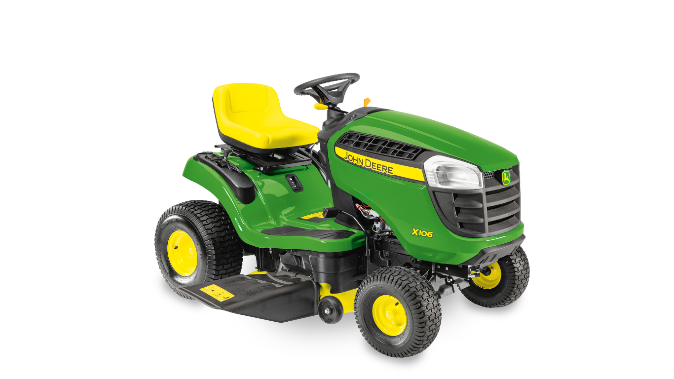 Nearest Used Tire Shop >> X126 | Riding Lawn Equipment | John Deere UK & Ireland