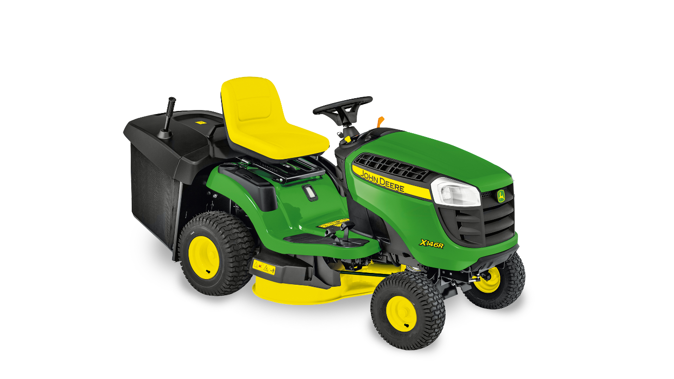 X146R Riding Lawn Equipment
