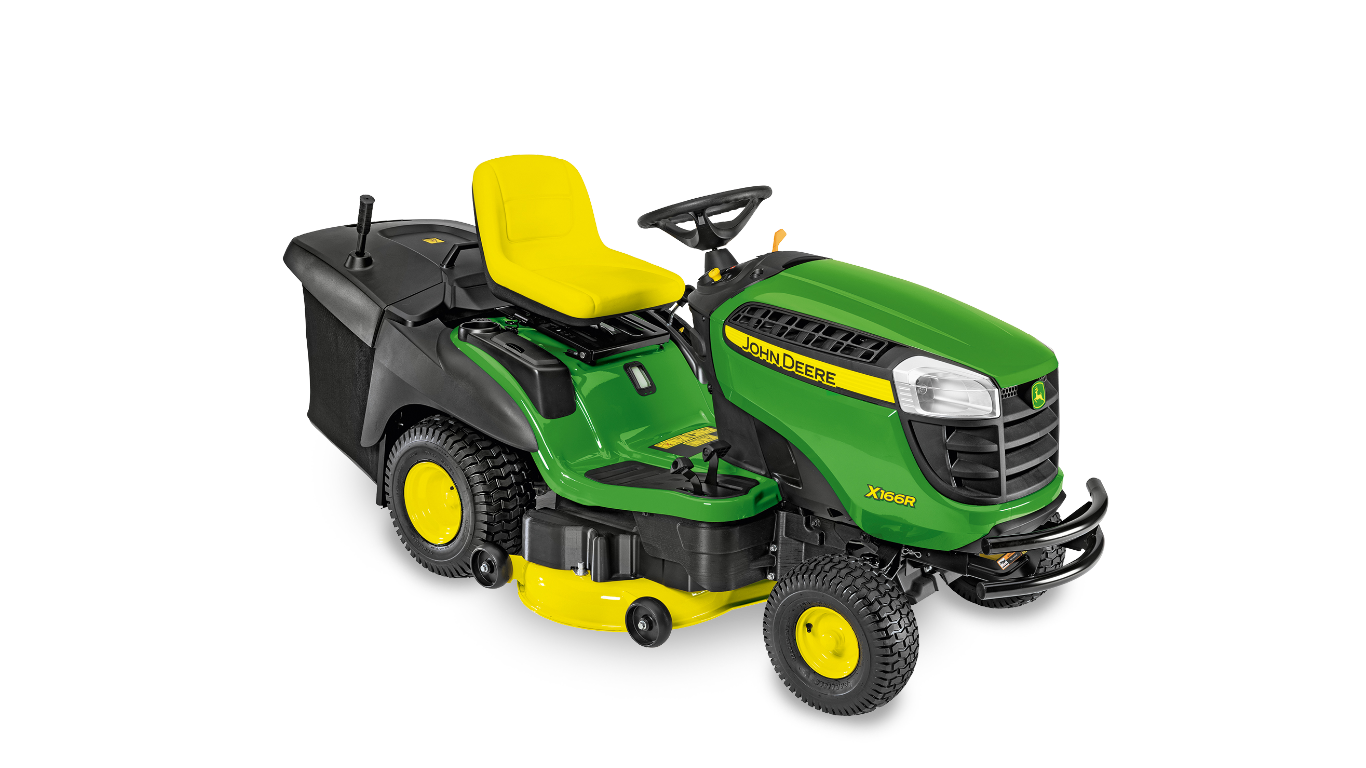 X166R Riding Lawn Equipment